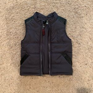 OshKosh toddler boys puffer vest